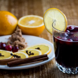 Winter Warmer – Mulled Wine